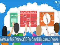 6 Best Benefits of MS Office 365 For Small Business Owner