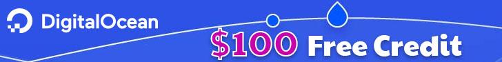 $100 free credit digitalocean promo code