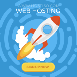 hostiso banner widget