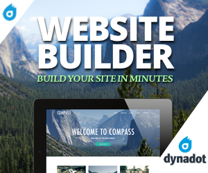 dynadot website builder banner