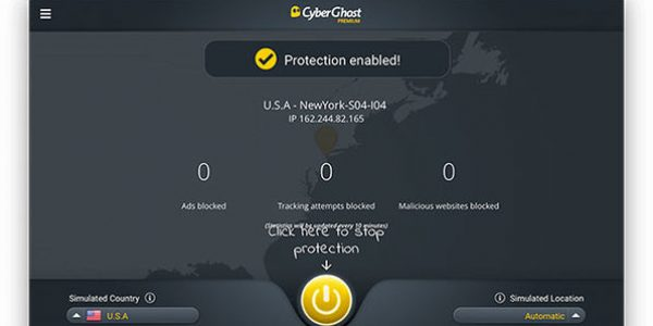 CyberGhost VPN Lifetime Subscription 2
