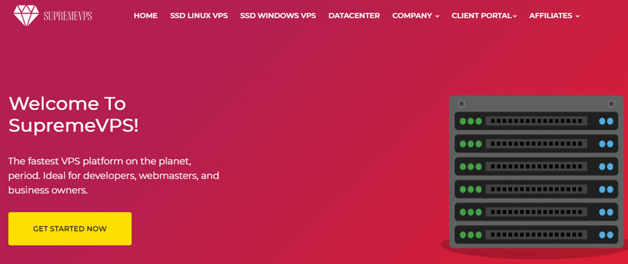 SupremeVPS Special Offers - KVM VPS Starting At Just $10/Year