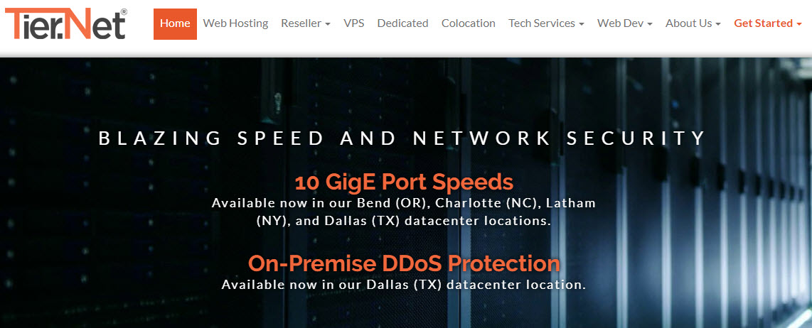 Tier.Net's VPS Specials - Starting at $7.5/mo 4GB Ram 1CPU 1Gbps Network