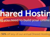 Discount Up To 50% Off on NameCheap's Shared Hosting
