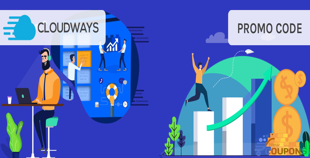 $30 Credit + 25% Off Cloudways Promo Code August 2019